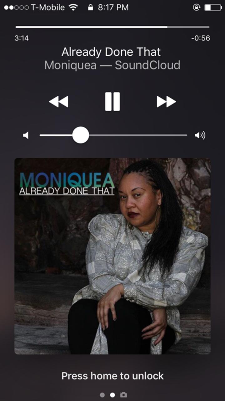 Moniquea Tour Dates