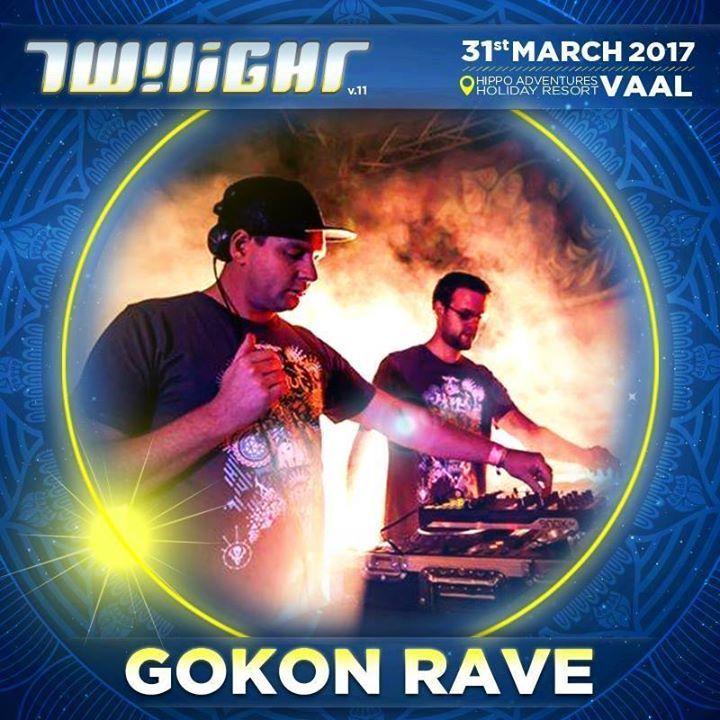 Gokon Rave Tour Dates