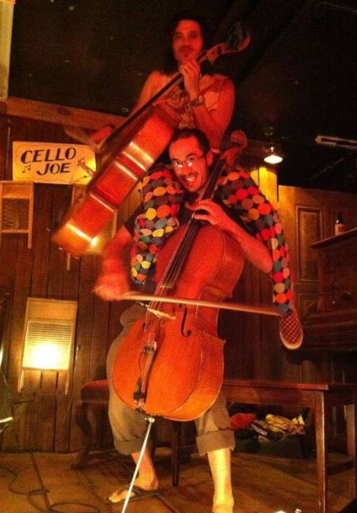 Cello Madness Congress Tour Dates