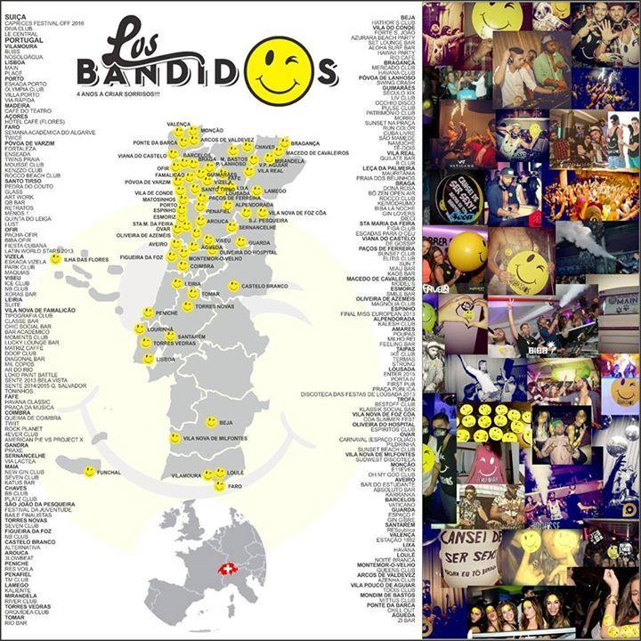 Los Bandidos Tour Dates