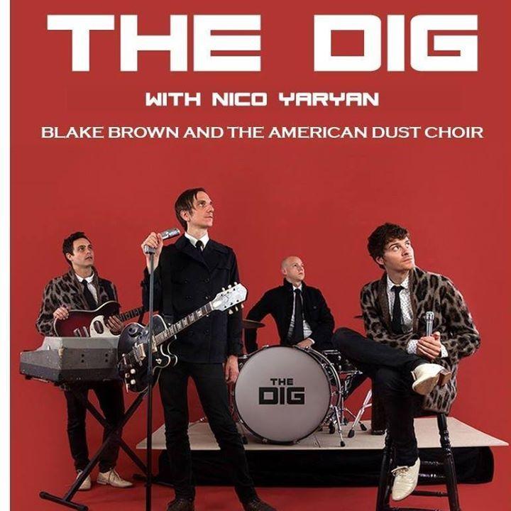 Blake Brown & The American Dust Choir Tour Dates