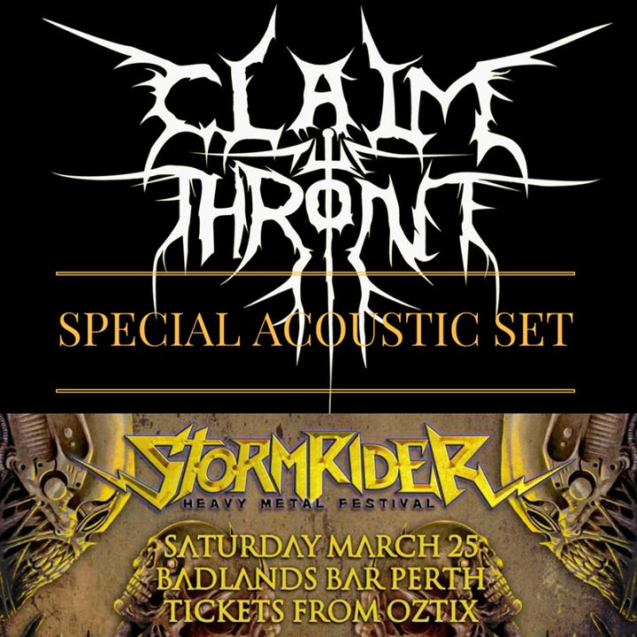 Claim The Throne Tour Dates