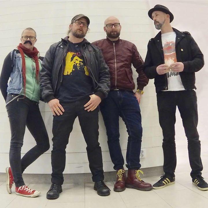 Gubbjävlers Tour Dates