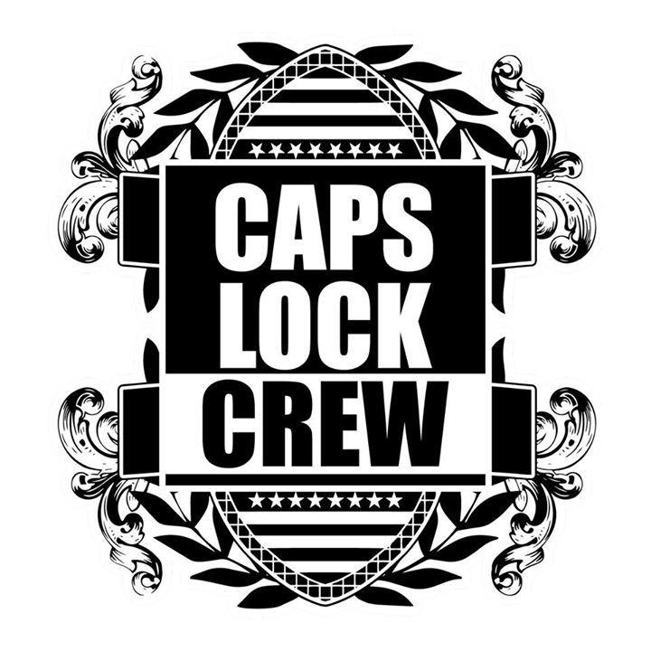 CAPS LOCK CREW Tour Dates