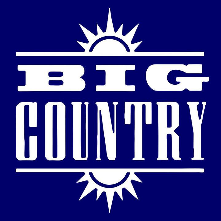 Big Country @ Teviot Hall - Edinburgh, United Kingdom