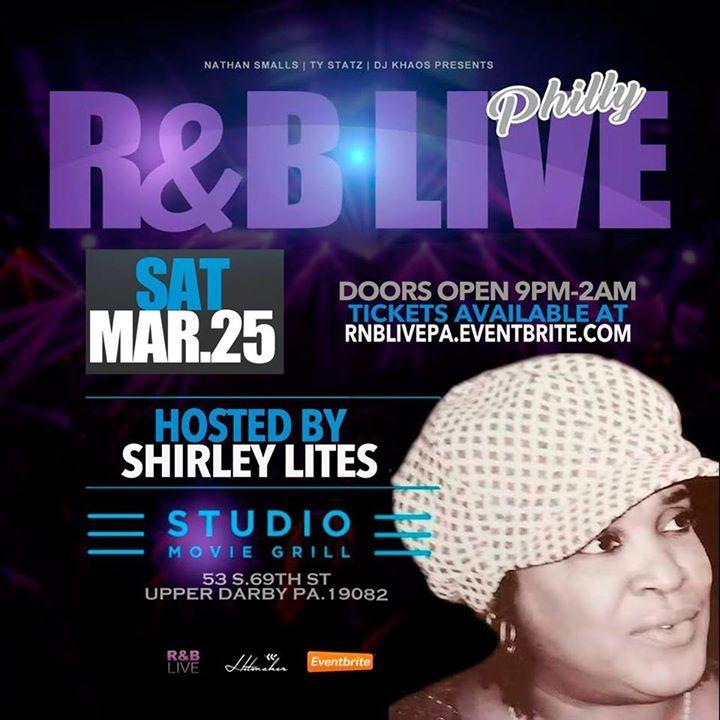 R&B LIVE Tour Dates