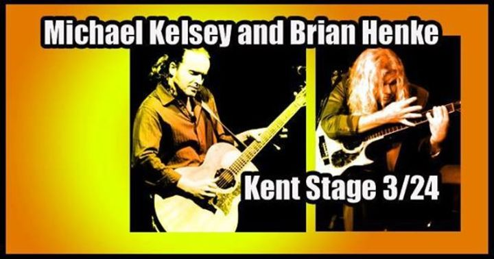 The Kent Stage Tour Dates