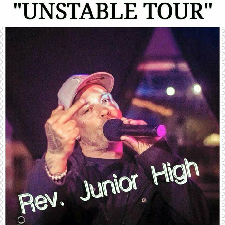 Reverend Junior High Tour Dates
