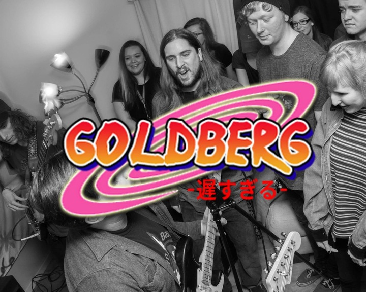 Goldberg Tour Dates