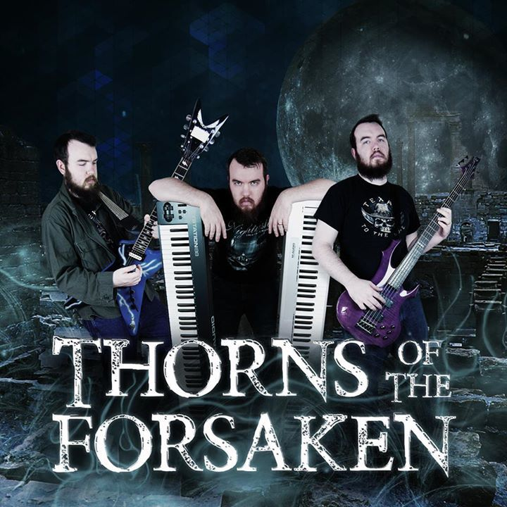 Thorns of the Forsaken Tour Dates