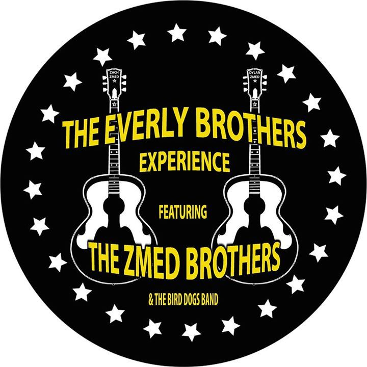 The Bird Dogs - An Everly Brothers Experience @ Aventura Theatre - Aventura, FL