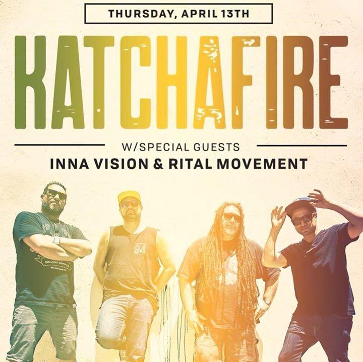 Rital Movement Tour Dates