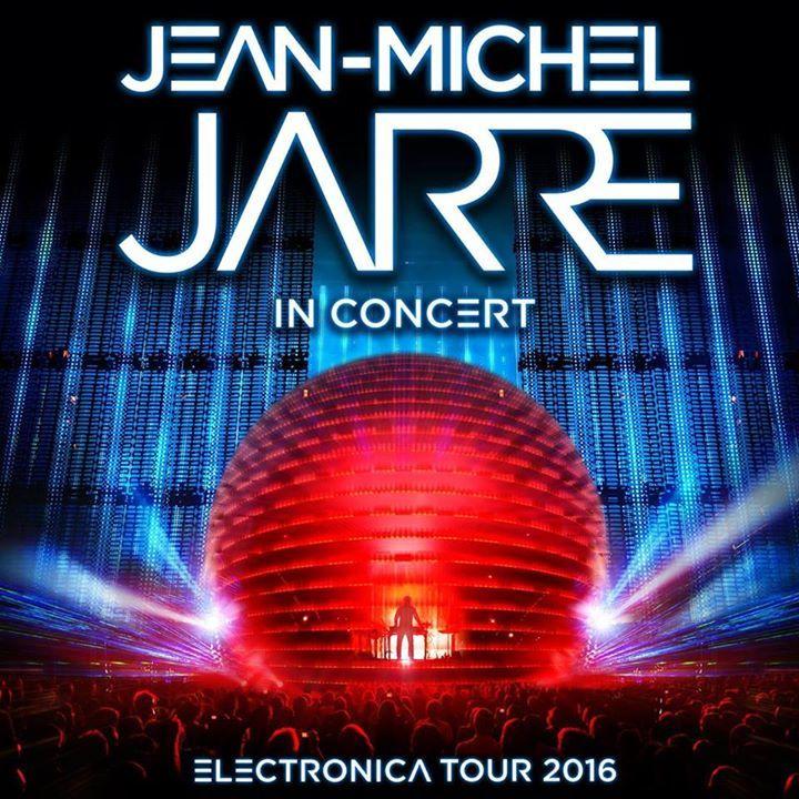 Jean-Michel Jarre @ ZENITH NANTES METROPOLE - Saint-Herblain, France