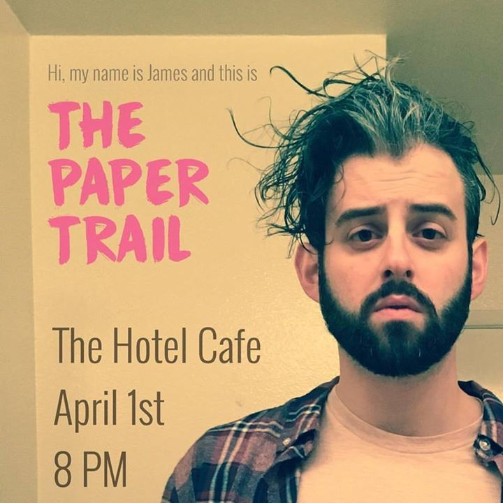 The Paper Trail Tour Dates