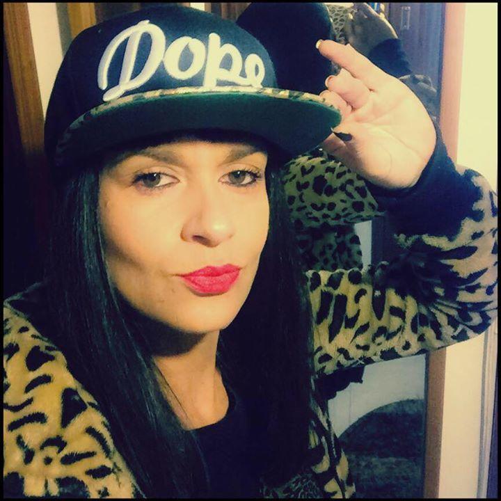 DJ LADY M @ Hard Club  - Porto, Portugal