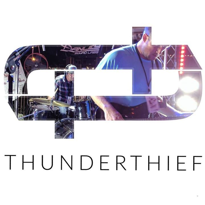thunderthief Tour Dates