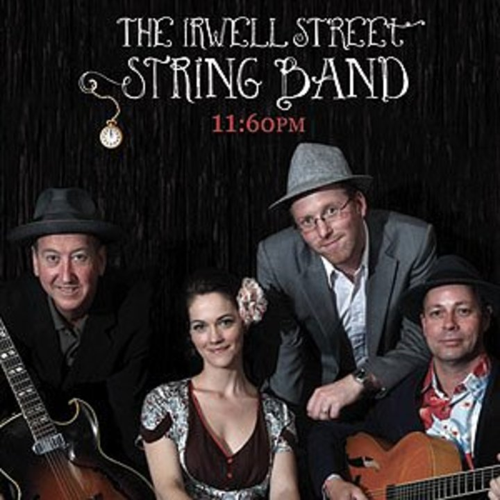 The Irwell Street String Band Tour Dates