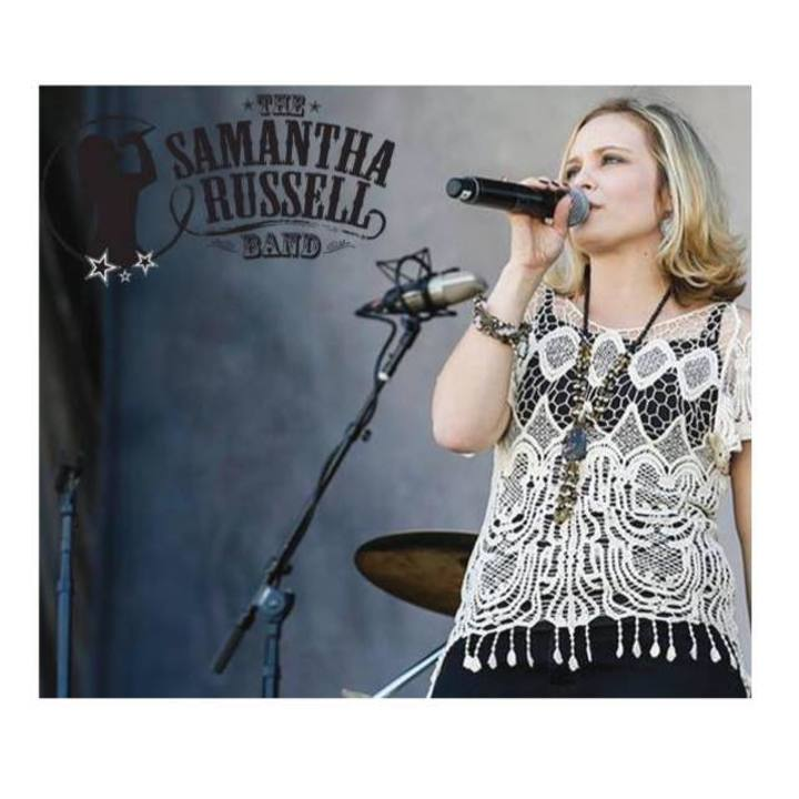 The Samantha Russell Band Tour Dates