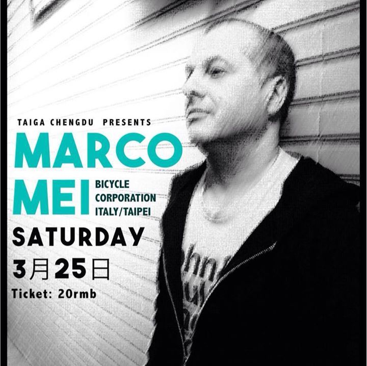 Marco MEI Tour Dates