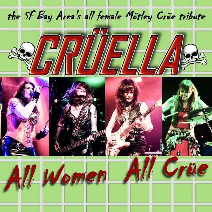 Cruella @ Whisky Barrel  - Stockton, CA