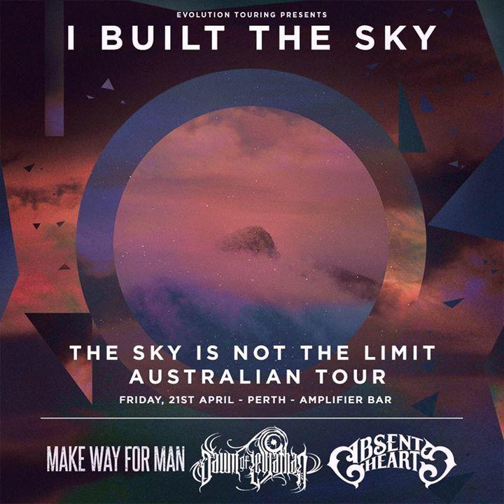 Dawn Of Leviathan Tour Dates