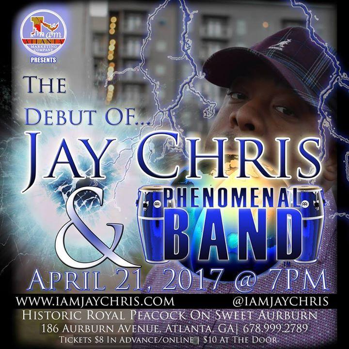 Jay Chris Tour Dates