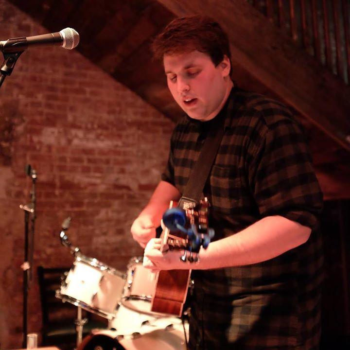 Adam Najemian - Musician @ Krogh's Restaurant & Brew Pub - Sparta, NJ