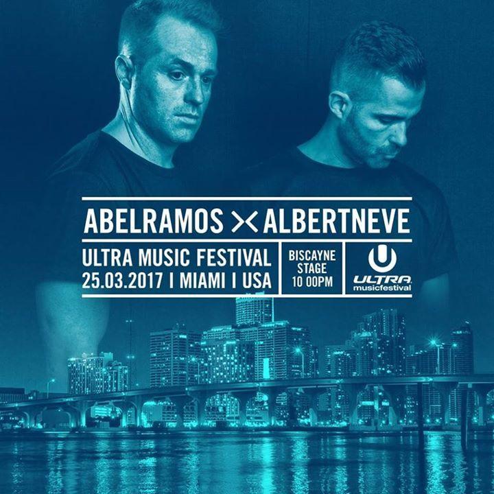 Albert Neve Tour Dates