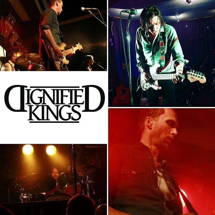 Dignified Kings Tour Dates