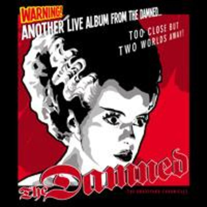 The Damned @ Winding Wheel - Chesterfield, United Kingdom