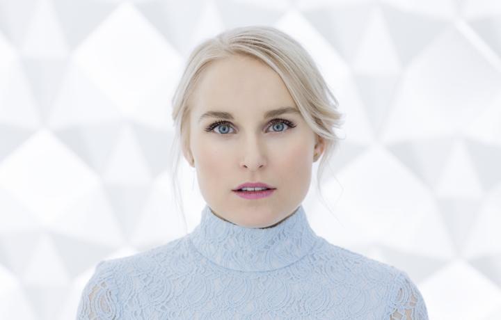 Eva Weel Skram @ Moen Kulturlåve - Målselv, Norway