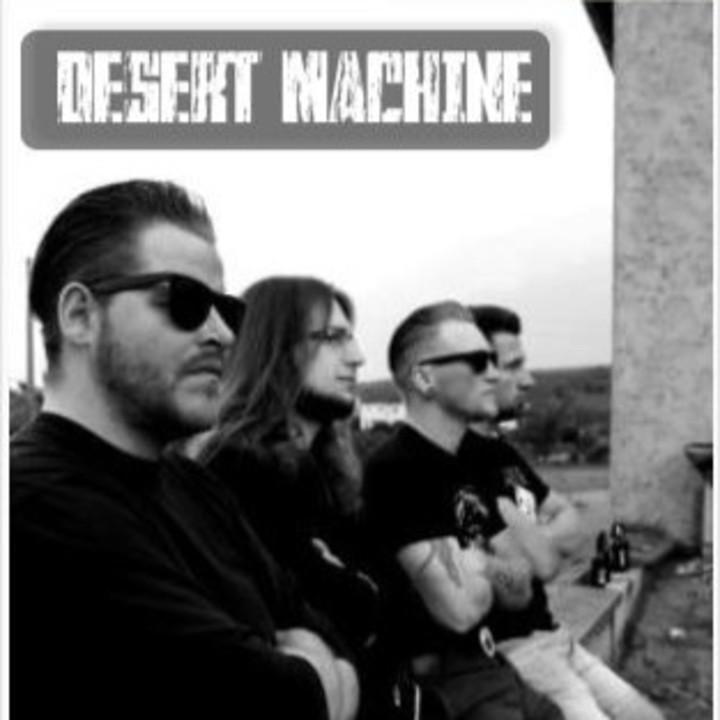 Desert Machine Tour Dates