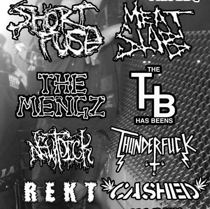 Short Fuse Tour Dates