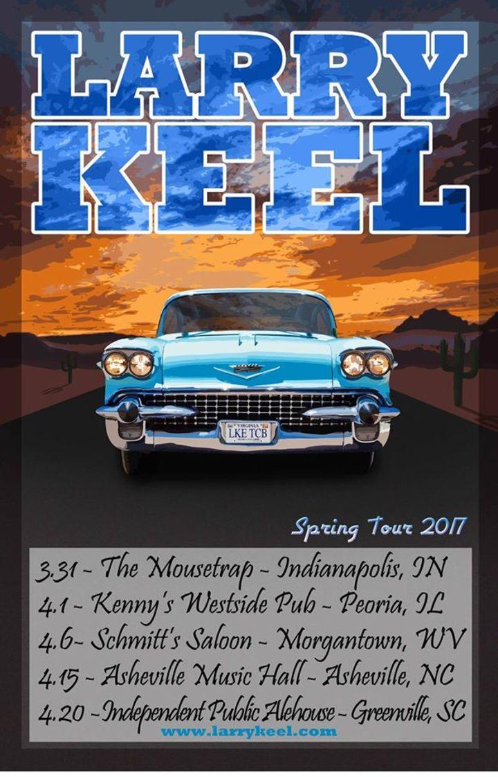 Larry Keel Tour Dates