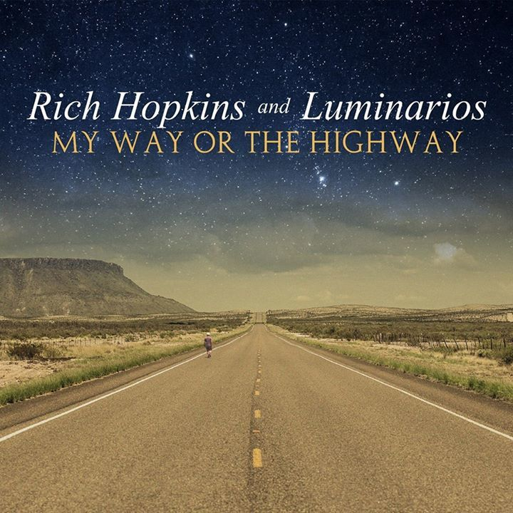 Rich Hopkins and the Luminarios Tour Dates