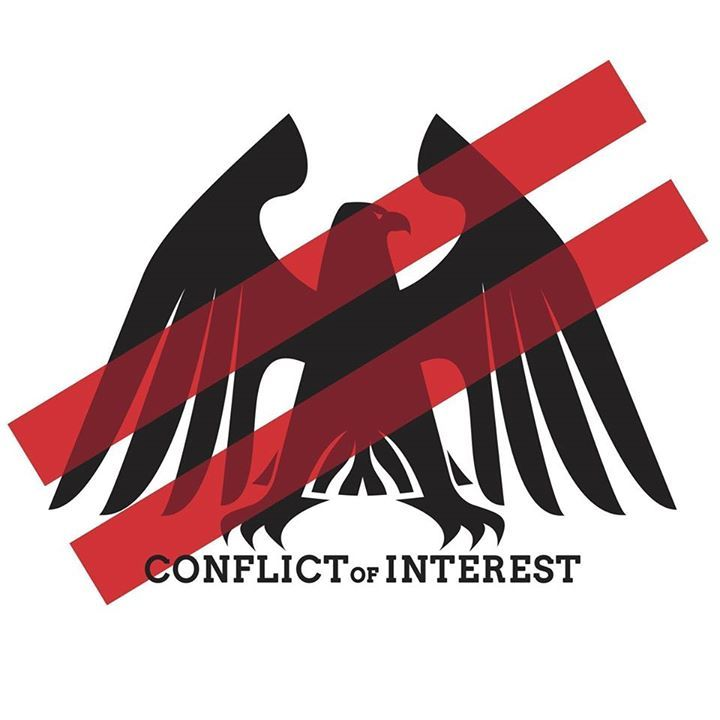 Conflict Of Interest Tour Dates