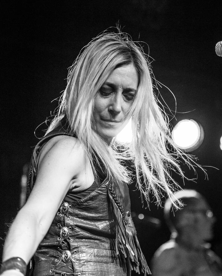 Heartless Bastards @ Tarrytown Music Hall (Erika Wennerstrom Solo) - Tarrytown, NY