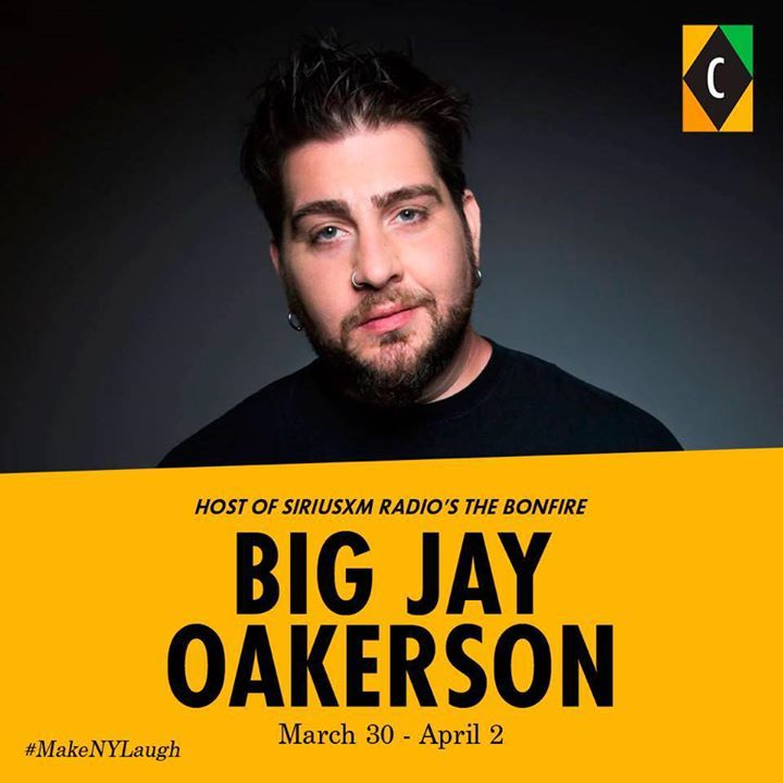 Big Jay Oakerson @ Improv - West Palm Beach, FL