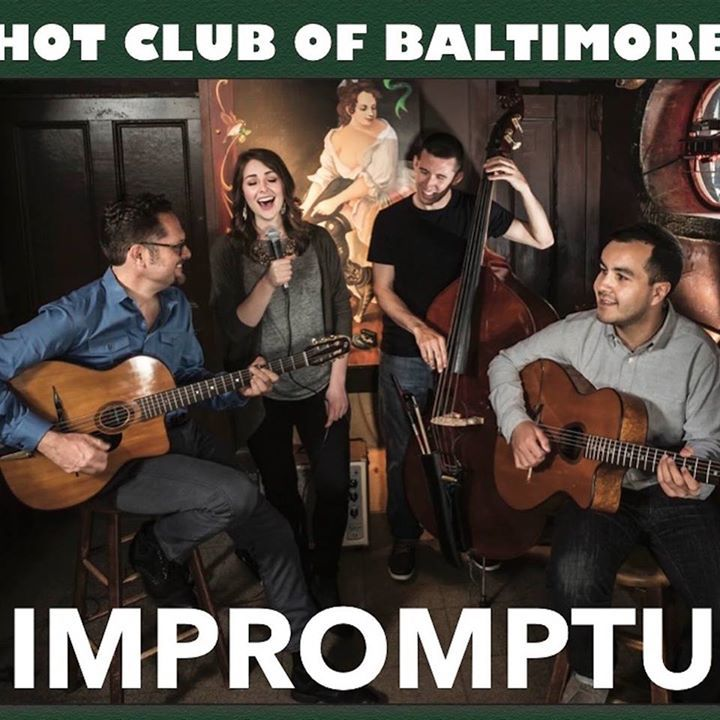 Hot Club of Baltimore Tour Dates