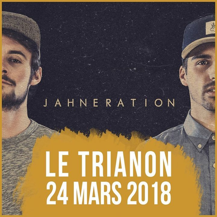 Jahneration @ Le Camji - Niort, France