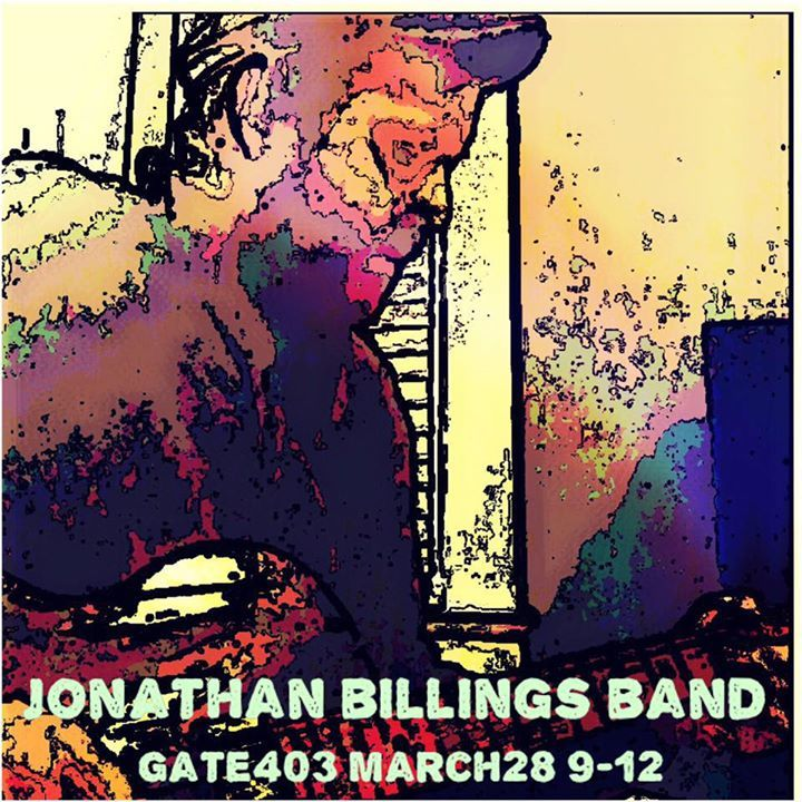 Jonathan Billings Band Tour Dates