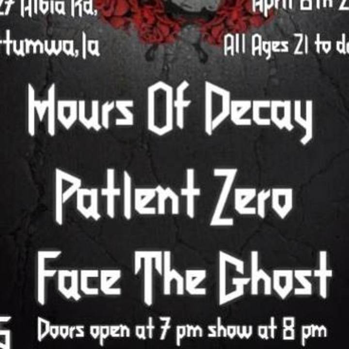 Iowa Metal Music Tour Dates