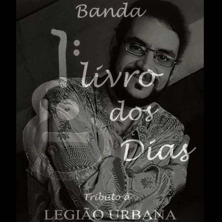 Banda O Livro dos Dias - Tributo a Legião Urbana Tour Dates