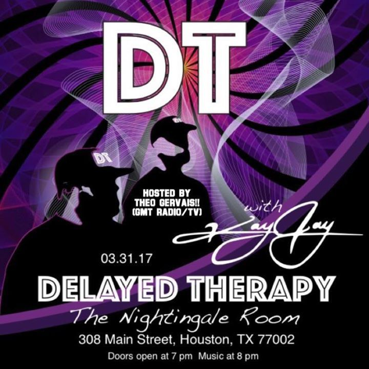 Delayed Therapy Tour Dates