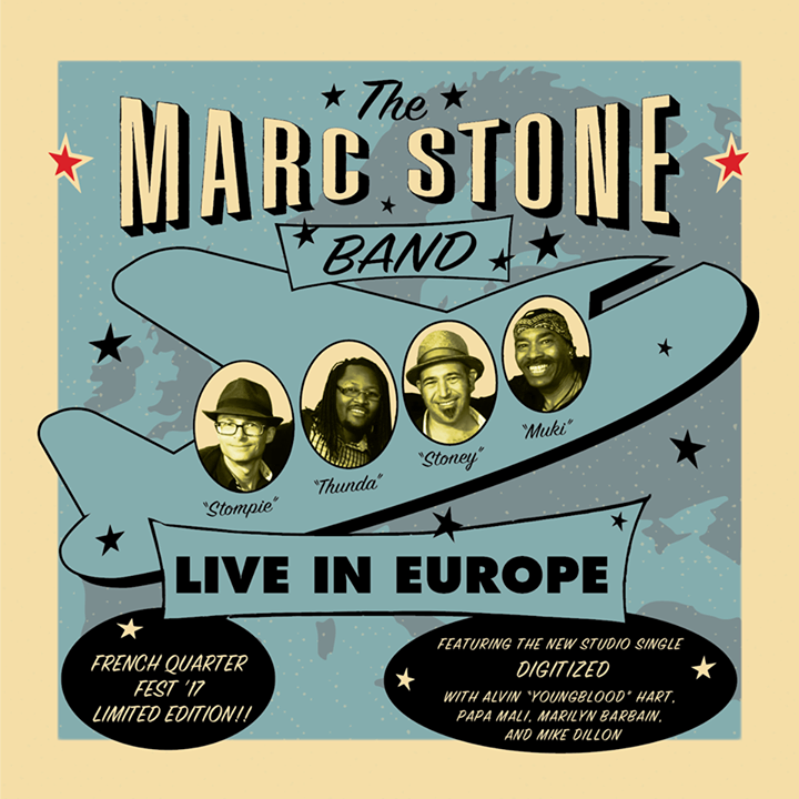 Marc Stone Tour Dates