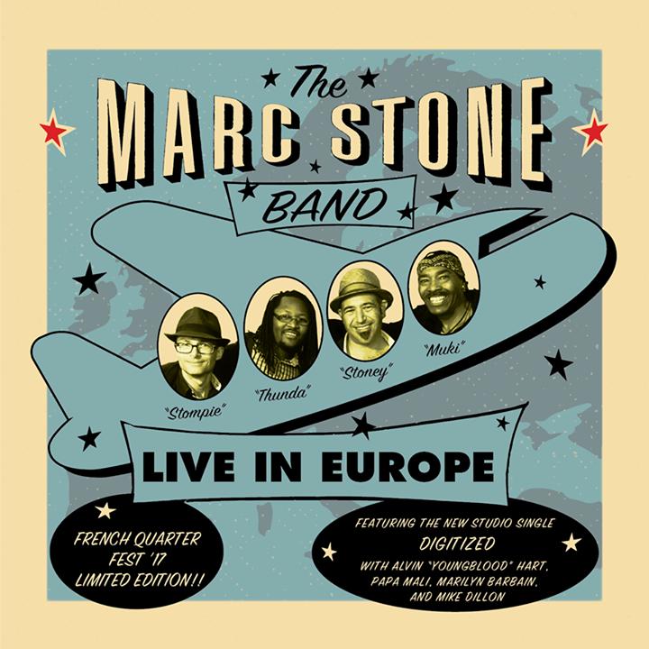 Marc Stone @ B.B. King Blues Club & Grill - New York, NY