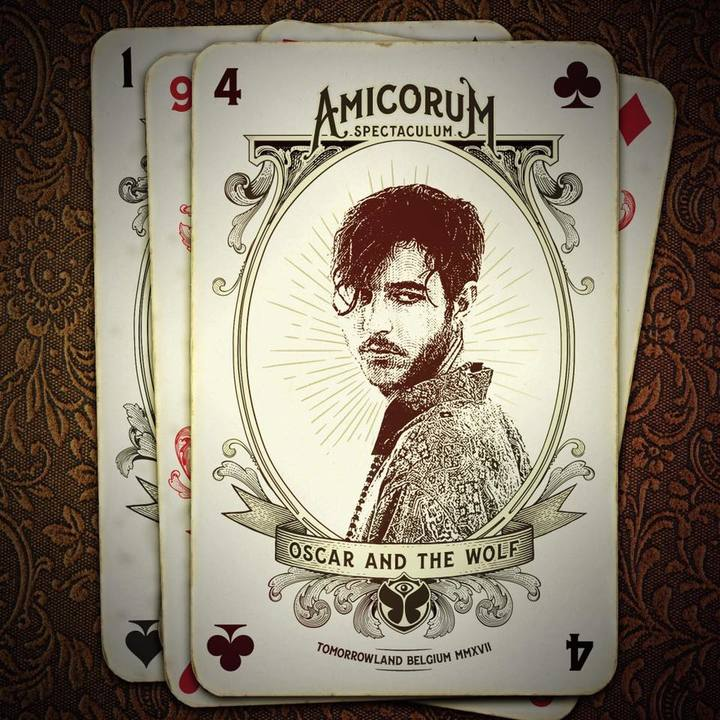 Oscar & the wolf @ Tomorrowland - Boom, Belgium