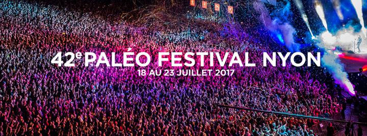 Octave Noire @ Paleo Festival - Nyon, Switzerland