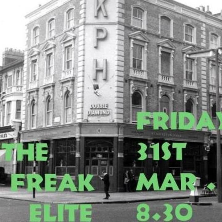 The Freak Elite Tour Dates
