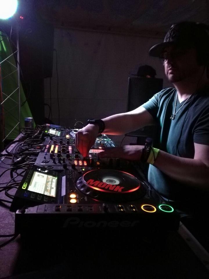 DJ Monk Tour Dates